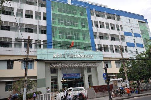 Bệnh viện Bình Dân