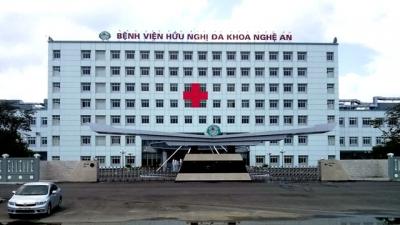 Bệnh viện Hữu Nghị Đa Khoa Nghệ An - Phòng khám nam khoa ở Vinh