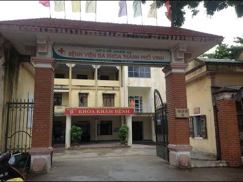 Bệnh viện Đa khoa Thành phố Vinh