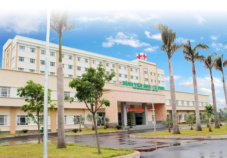Bệnh viện Quốc tế Vinh