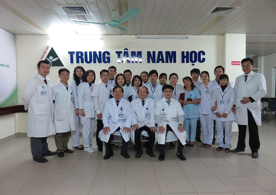 Trung tâm Nam học - Bệnh viện Việt Đức Hà Nội