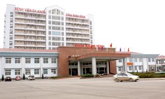 Bệnh viện Đa khoa Tỉnh Ninh Bình - phòng khám nam khoa ở Ninh Bình