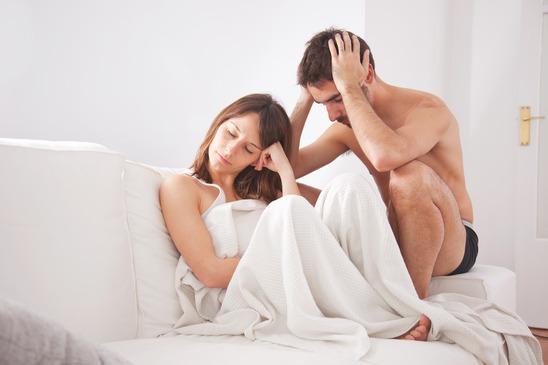 Rối loạn cương dương, tiềm ẩn nguy cơ đổ vỡ hạnh phúc gia đình