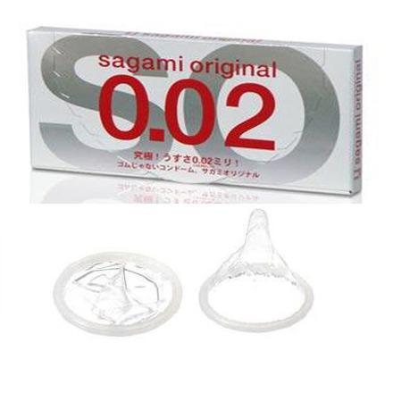Bao cao suSagami Original 0.02