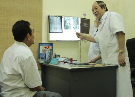 Trung tâm Nam học - Bệnh viện Việt Đức - tinh trùng yếu có chữa được không