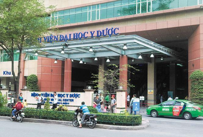 Khoa Tiết niệu – Nam học Bệnh viện ĐH Y Dược