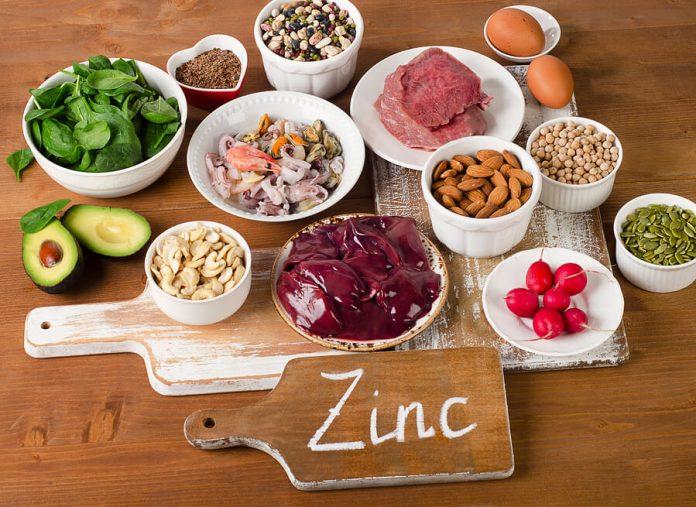 Các thực phẩm giàu kẽm rất cần thiết cho quá trình sinh tinh