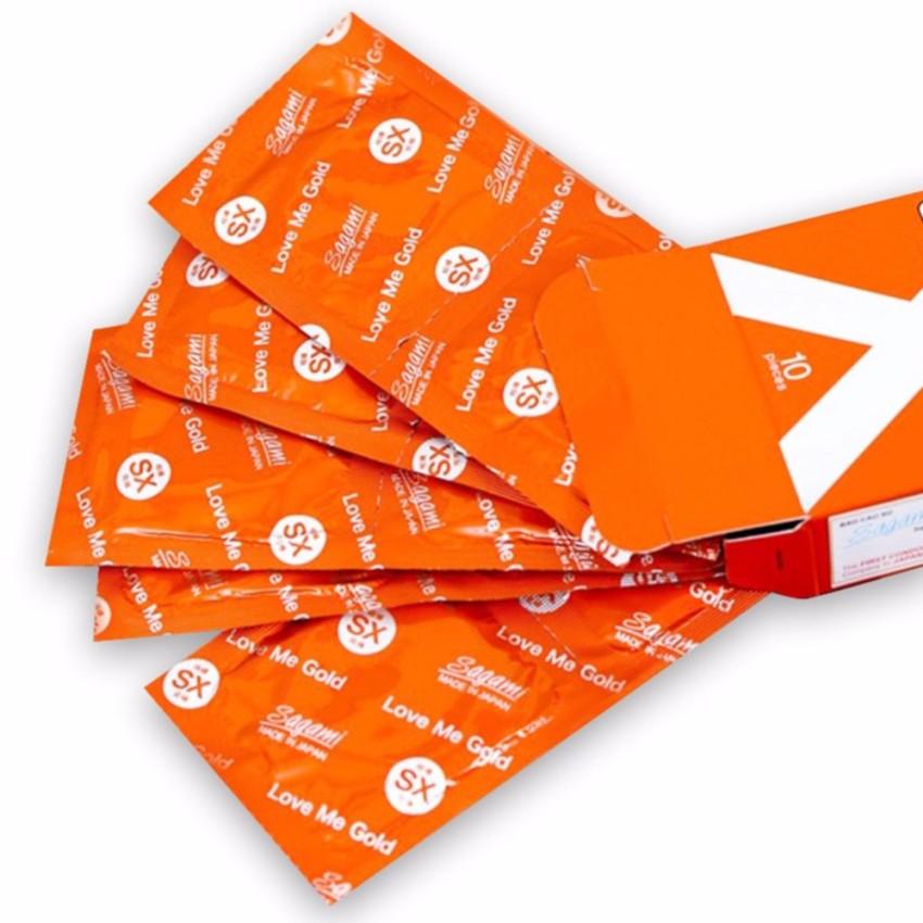 Sagami Love Me Orange Xtreme