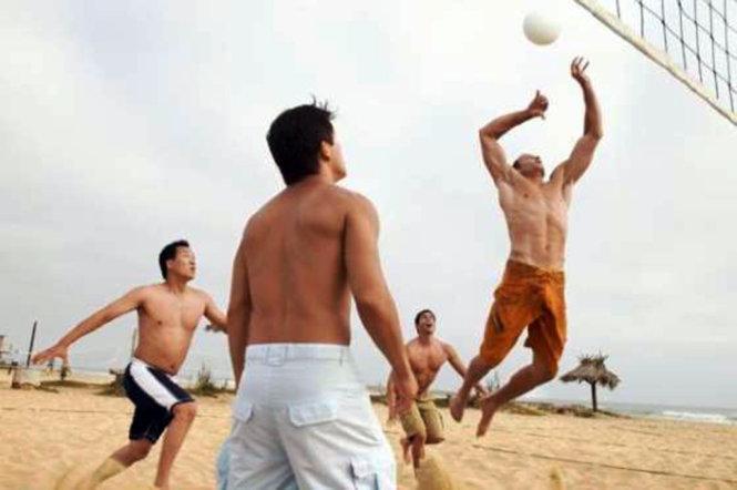 Chơi thể thao có thể giúp bạn không nghĩ đến chuyện thủ dâm