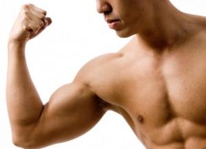 testosterone thúc đẩy làm tăng cơ bắp - tập gym có nên quay tay
