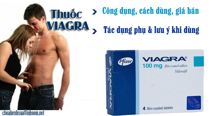 Thuốc Viagra