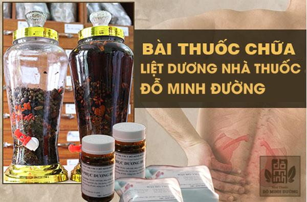 Chữa liệt dương nhà thuốc Đỗ Minh Đường