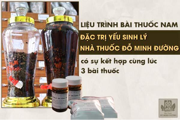 xuất tinh sớm nhà thuốc Đỗ Minh Đường