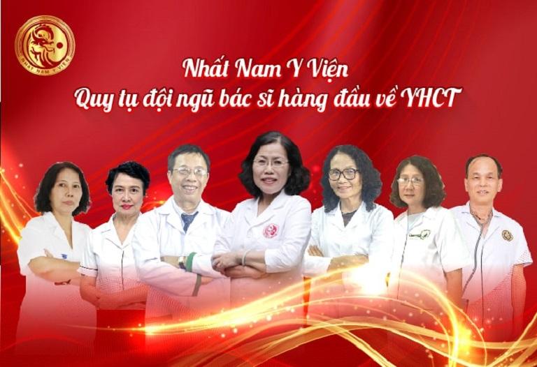 Đội ngũ bác sĩ hàng đầu trong giới YHCT quy tụ tại Nhất Nam Y Viện